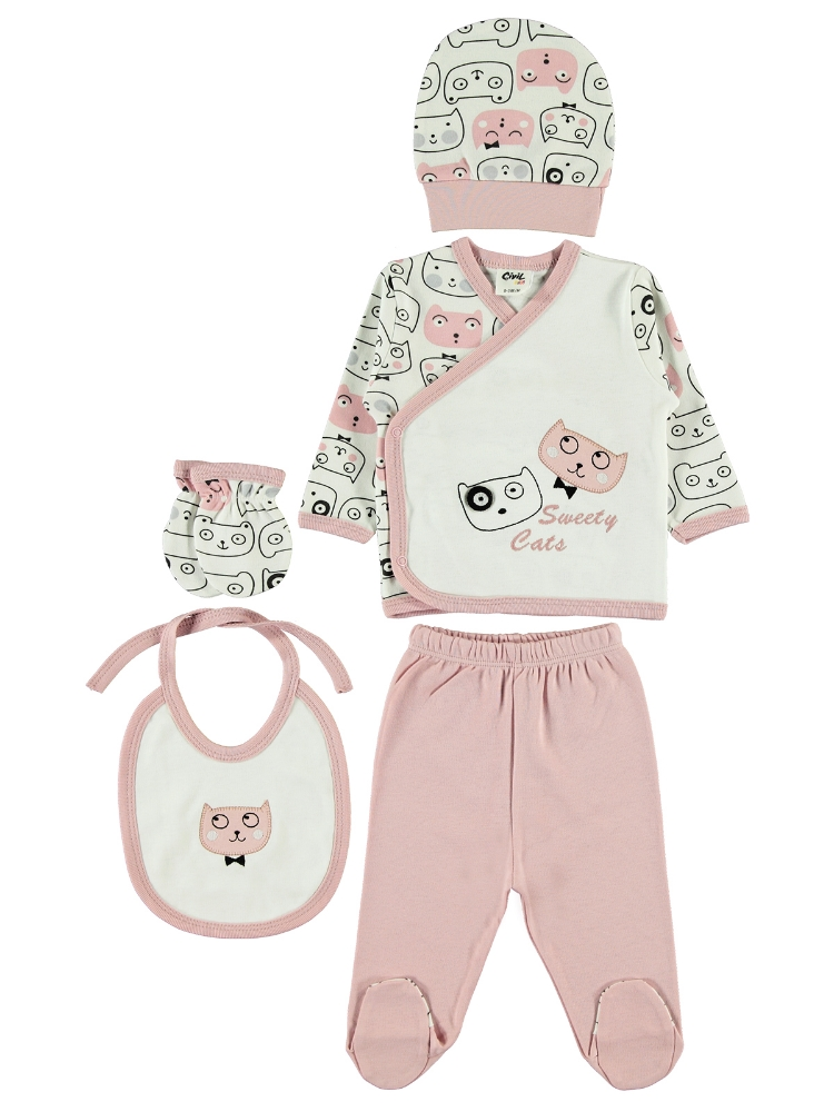 Picture of POWDER Baby Girl-Snapsuit Sets-56 Month ( 2 Li ) 2