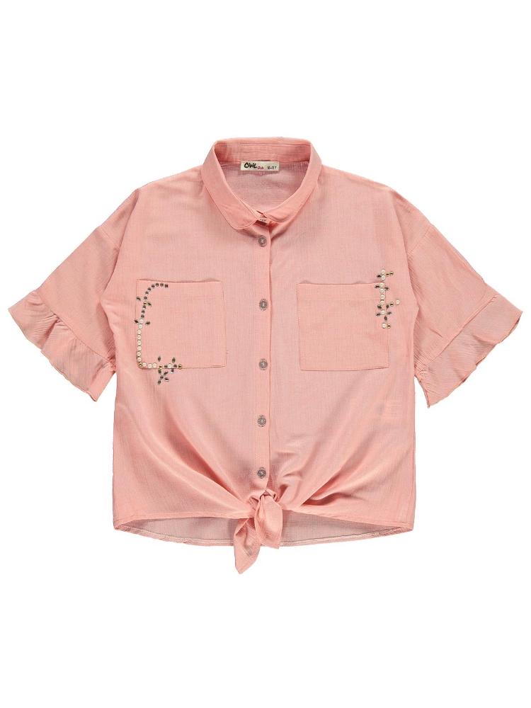 Picture of SOMON Girls-Shirt-10-11-12-13 YEAR  (1-1-1-1) 4