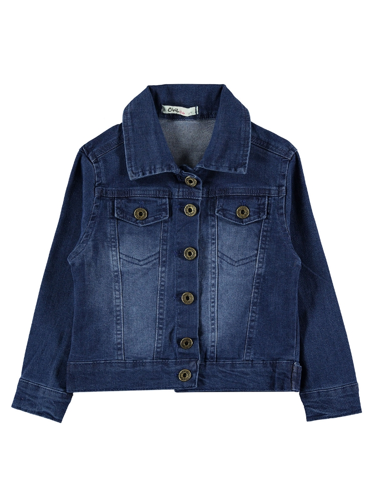 Picture of BLUE Girls-Jacket-6-7-8-9 YEAR (1-1-1-1) 4