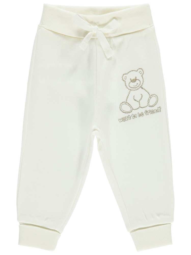 Picture of ECRU Baby Unisex-Baby Bottoms-74-80-86 month (1-1-1) 3