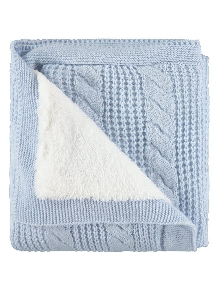 Picture of BLUE Baby Unisex-Blanket and Swaddle-S SIZE (2 LI) 2