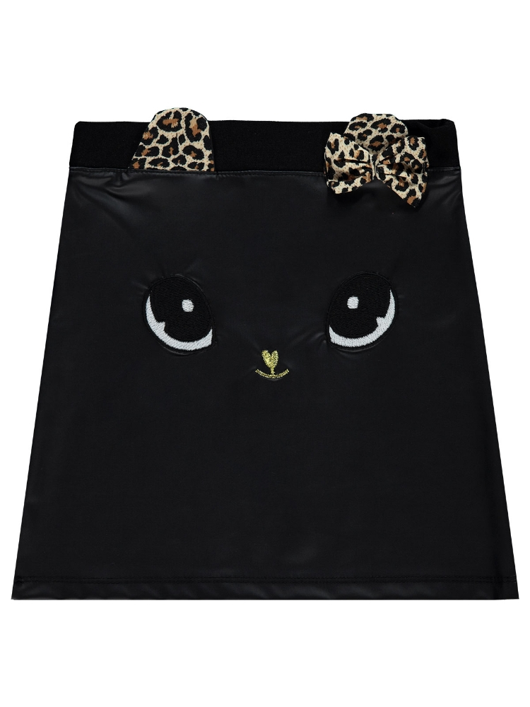 Picture of BLACK Girls-Skirt-6-7-8-9 YEAR (1-1-1-1) 4