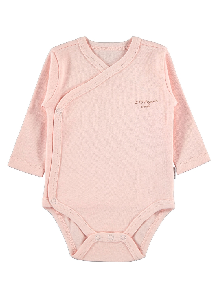 Picture of WHITE Baby Unisex-Snapsuit-S SIZE (3 LU) 3