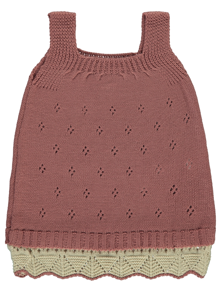 Picture of DAMSON Baby Girl-Jumper and Dress-68-74-80-86 Month (1-1-1-1) 4